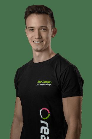 Bob Trenčan - osobný tréner Realfit Prešov