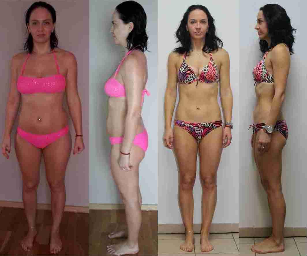 Ako schudnúť zbokov apásu 11 cm- Alena Montesano