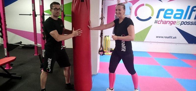 tréning vo fitness