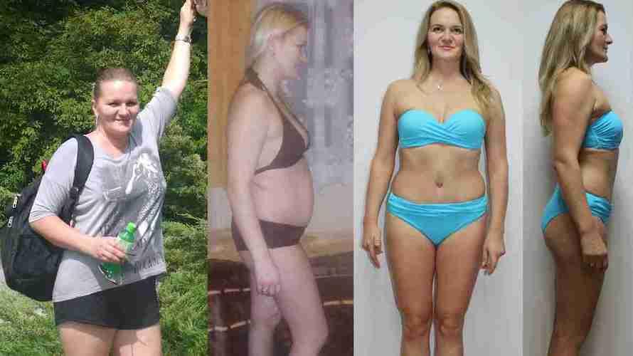 schudla 20 kg a depresia je preč
