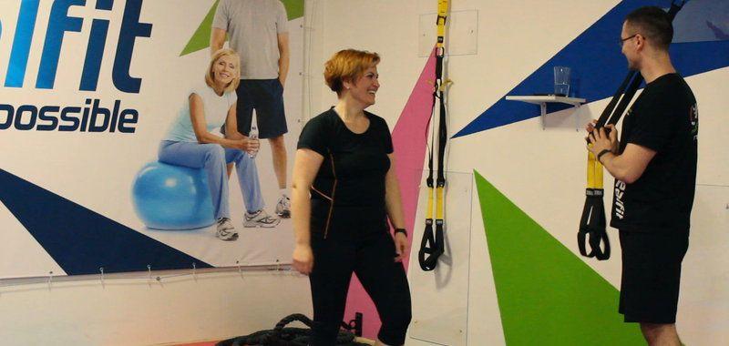 pohoda pri cvičení